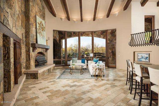 7552 E Whisper Rock Trail, Scottsdale, AZ 85266 (MLS #5747887) :: The W Group