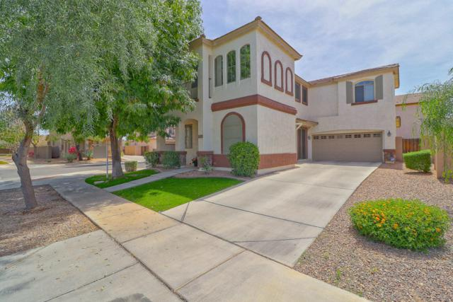 4221 E Claxton Avenue, Gilbert, AZ 85297 (MLS #5748536) :: Kortright Group - West USA Realty