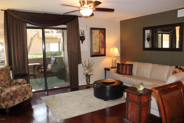 5122 E Shea Boulevard #1035, Scottsdale, AZ 85254 (MLS #5748711) :: Brett Tanner Home Selling Team