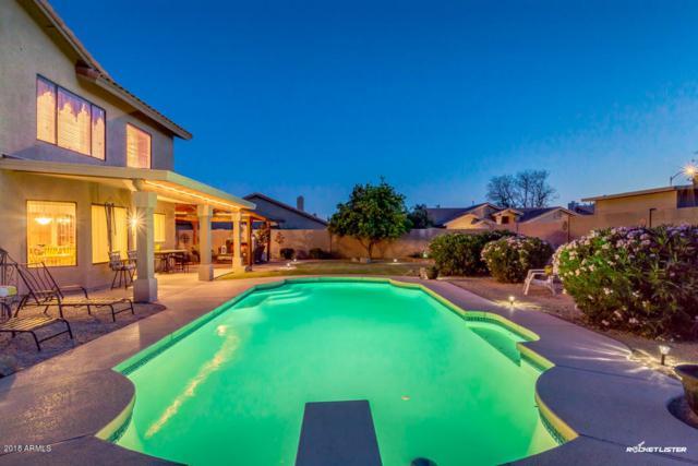 18002 N 56TH Street, Scottsdale, AZ 85254 (MLS #5750788) :: Kortright Group - West USA Realty