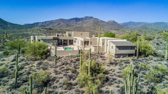 8175 E Spanish Boot Road, Carefree, AZ 85377 (MLS #5750848) :: Lux Home Group at  Keller Williams Realty Phoenix