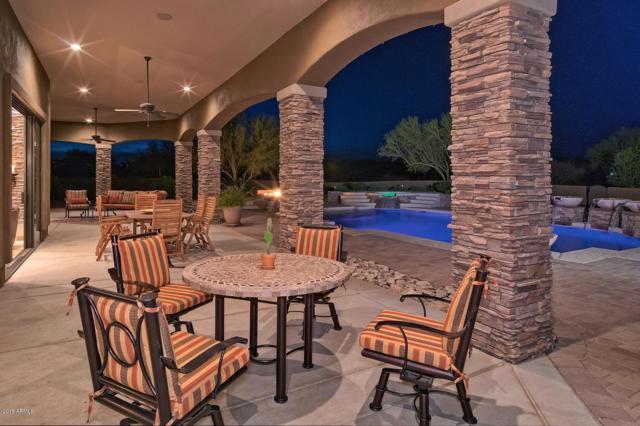 14334 E Windstone Trail, Scottsdale, AZ 85262 (MLS #5751045) :: Brett Tanner Home Selling Team