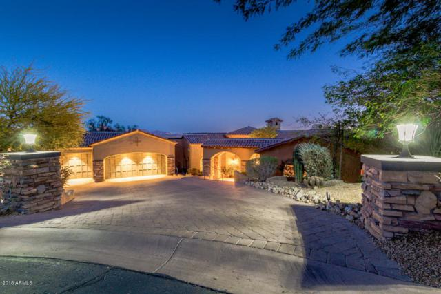 9025 N Flying Butte, Fountain Hills, AZ 85268 (MLS #5751225) :: The Garcia Group @ My Home Group