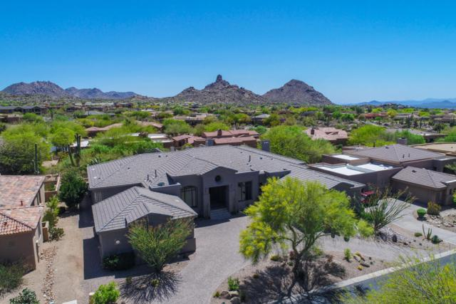 9881 E Quarry Trail, Scottsdale, AZ 85262 (MLS #5752215) :: Occasio Realty
