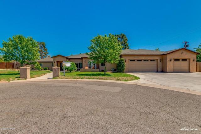 5470 E Calle Del Medio, Phoenix, AZ 85018 (MLS #5752250) :: My Home Group