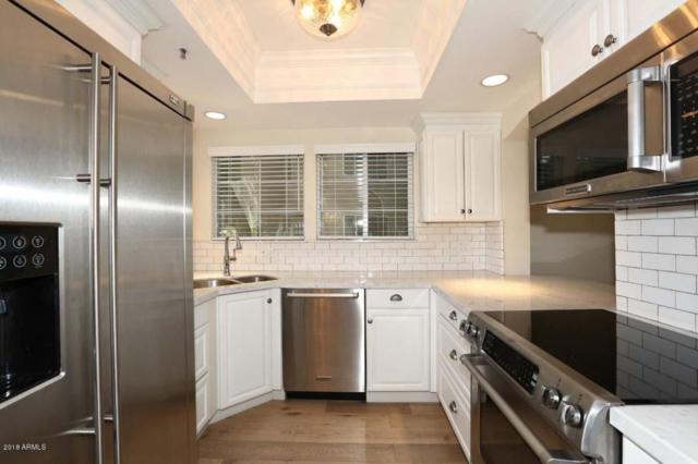 9451 E Becker Lane #1012, Scottsdale, AZ 85260 (MLS #5752543) :: Brett Tanner Home Selling Team