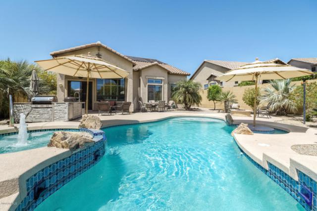 1641 N Channing, Mesa, AZ 85207 (MLS #5753302) :: The Jesse Herfel Real Estate Group
