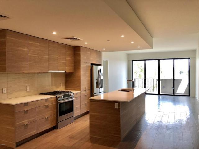 2300 E Campbell Avenue #419, Phoenix, AZ 85016 (MLS #5753420) :: Brett Tanner Home Selling Team