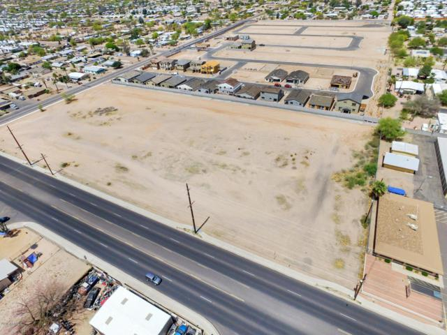 0 W Superstition Boulevard, Apache Junction, AZ 85120 (MLS #5753671) :: Yost Realty Group at RE/MAX Casa Grande