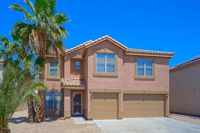 15632 W Gelding Drive, Surprise, AZ 85379 (MLS #5754186) :: My Home Group