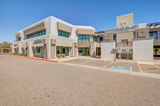11111 N Scottsdale Road 225&235, Scottsdale, AZ 85254 (MLS #5754750) :: Kelly Cook Real Estate Group