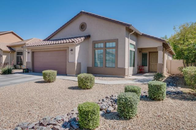 653 W Agrarian Hills Drive, San Tan Valley, AZ 85143 (MLS #5754996) :: Keller Williams Legacy One Realty