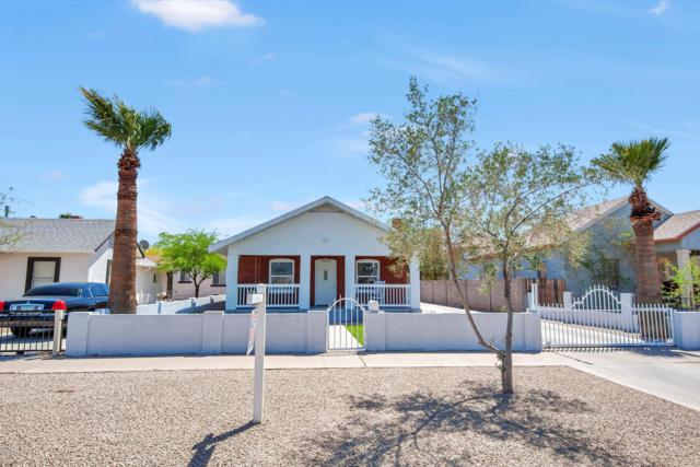 1033 E Moreland Street, Phoenix, AZ 85006 (MLS #5755263) :: The W Group