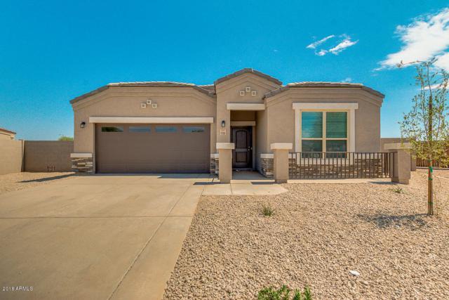 16710 N Luna Drive, Maricopa, AZ 85138 (MLS #5755356) :: CANAM Realty Group
