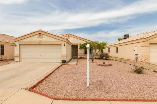 1394 W 17TH Avenue, Apache Junction, AZ 85120 (MLS #5757450) :: Yost Realty Group at RE/MAX Casa Grande