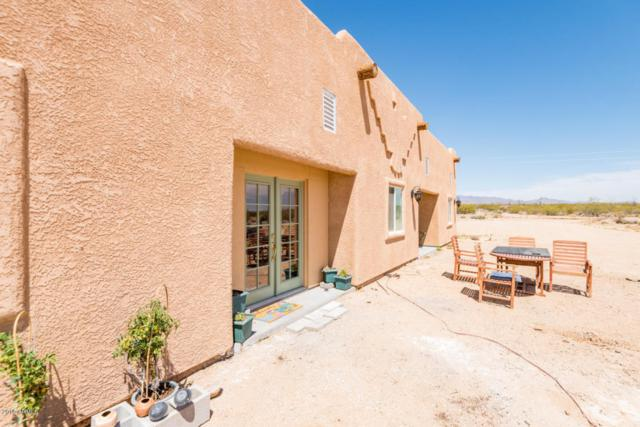 17981 S Gene Autry Road, Yucca, AZ 86438 (MLS #5758492) :: CC & Co. Real Estate Team