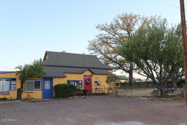 305 S Main Street, Snowflake, AZ 85937 (MLS #5759520) :: The Daniel Montez Real Estate Group
