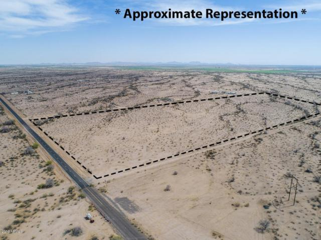 0 Stanfield Road, Stanfield, AZ 85172 (MLS #5760116) :: Yost Realty Group at RE/MAX Casa Grande