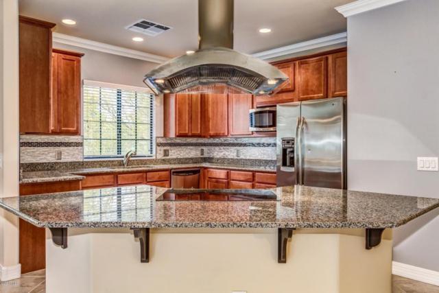 10757 N 74TH Street #2037, Scottsdale, AZ 85260 (MLS #5760972) :: Brett Tanner Home Selling Team