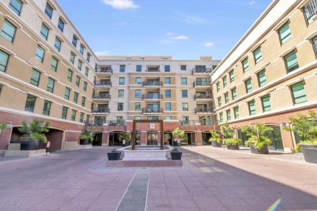 6803 E Main Street #6605, Scottsdale, AZ 85251 (MLS #5762003) :: Brett Tanner Home Selling Team