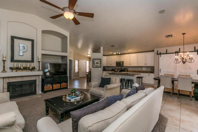 7435 W Trails Drive, Glendale, AZ 85308 (MLS #5764356) :: My Home Group