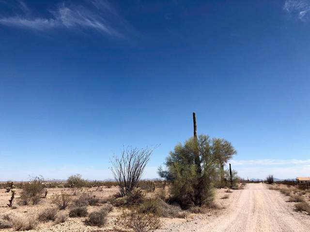 0 N 335th Avenue, Tonopah, AZ 85354 (MLS #5764933) :: Long Realty West Valley