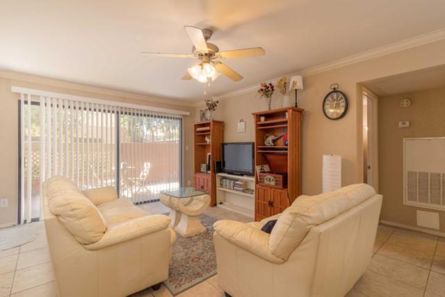 3500 N Hayden Road #1711, Scottsdale, AZ 85251 (MLS #5765982) :: Brett Tanner Home Selling Team