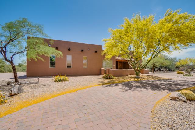 13609 E Monument Drive, Scottsdale, AZ 85262 (MLS #5767036) :: Yost Realty Group at RE/MAX Casa Grande