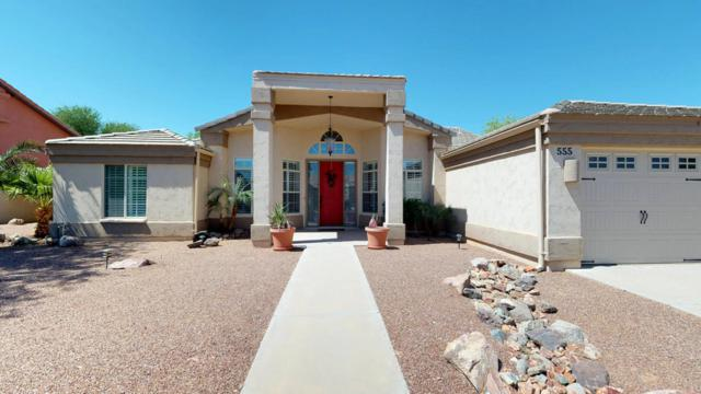 555 W Lake Shore Drive, Casa Grande, AZ 85122 (MLS #5767683) :: Yost Realty Group at RE/MAX Casa Grande
