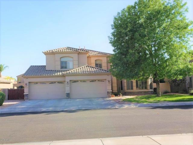 1097 E Tulsa Court, Gilbert, AZ 85295 (MLS #5767892) :: Arizona Best Real Estate