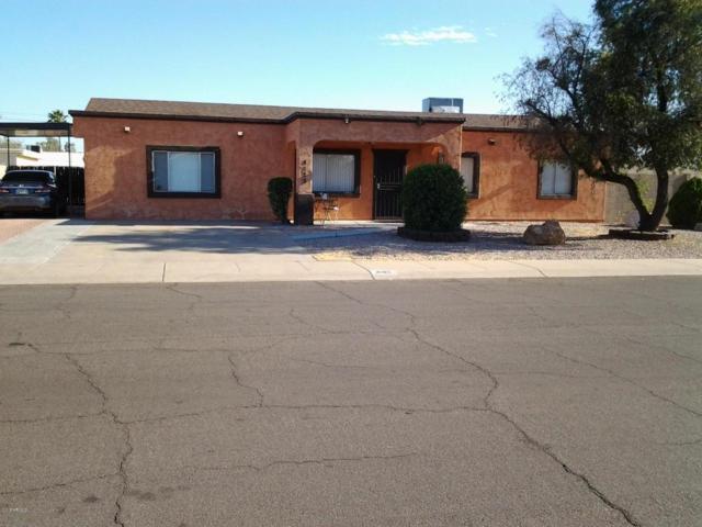 4125 E Captain Dreyfus Avenue, Phoenix, AZ 85032 (MLS #5768913) :: Conway Real Estate
