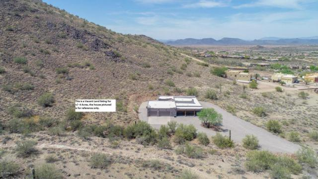 38110 N 33RD - 4 Acre Lot Avenue, Desert Hills, AZ 85086 (MLS #5769464) :: Riddle Realty