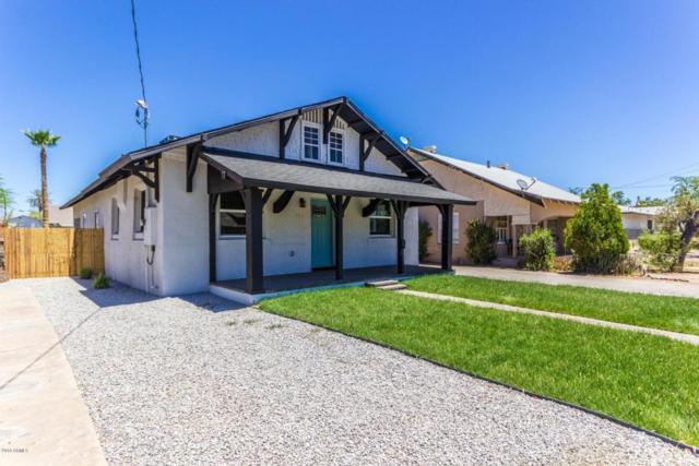 742 W Pierce Street, Phoenix, AZ 85007 (MLS #5770425) :: The Daniel Montez Real Estate Group