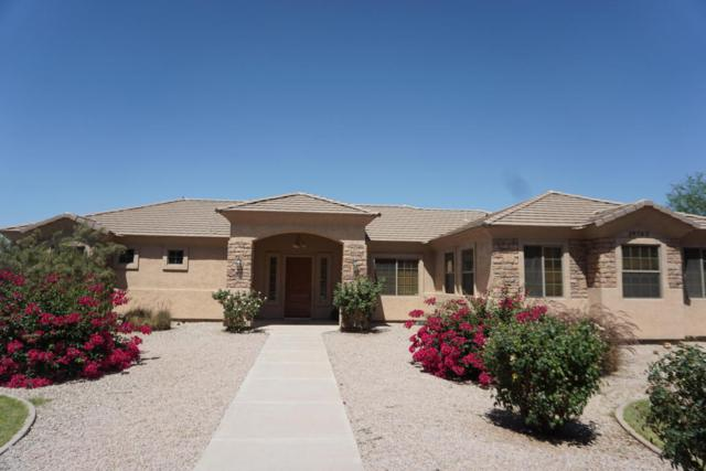 39762 N Creekside Road, San Tan Valley, AZ 85140 (MLS #5770556) :: Yost Realty Group at RE/MAX Casa Grande