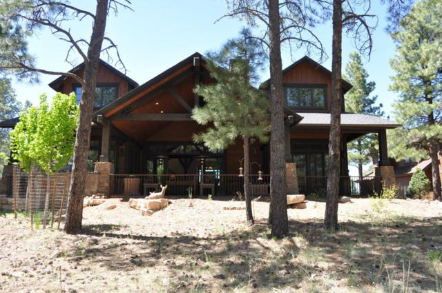 3460 S Clubhouse Circle, Flagstaff, AZ 86005 (MLS #5770643) :: Yost Realty Group at RE/MAX Casa Grande