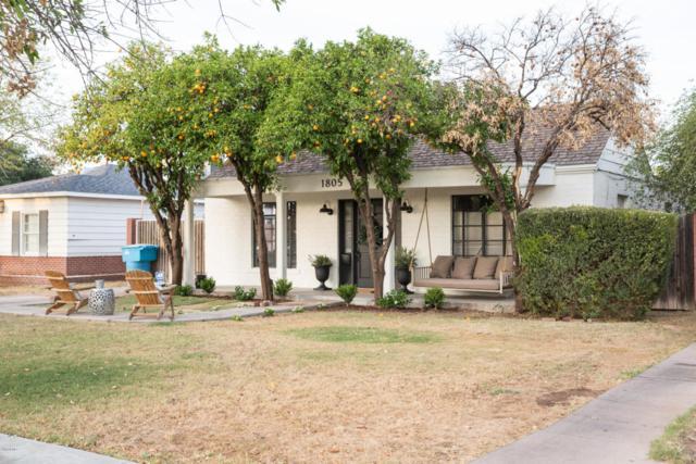 1805 N Laurel Avenue, Phoenix, AZ 85007 (MLS #5771771) :: The Carin Nguyen Team
