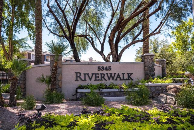 5345 E Van Buren Street #217, Phoenix, AZ 85008 (MLS #5772592) :: Riddle Realty