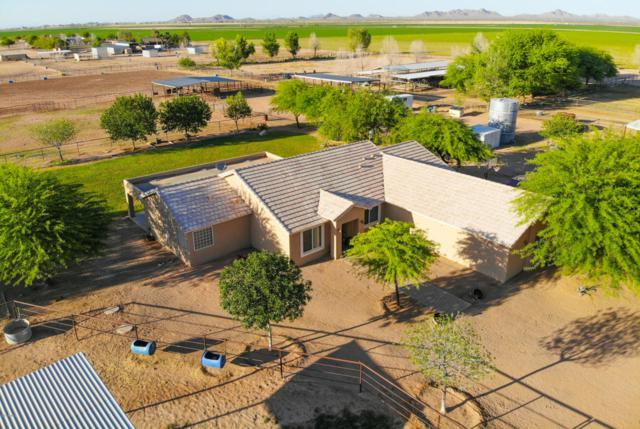 34480 W Jo Blanca Road, Stanfield, AZ 85172 (MLS #5772630) :: Yost Realty Group at RE/MAX Casa Grande