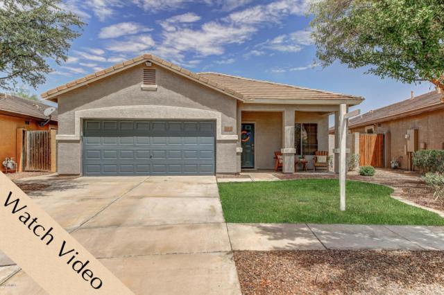 4053 S Shady Court, Gilbert, AZ 85297 (MLS #5772885) :: The Daniel Montez Real Estate Group