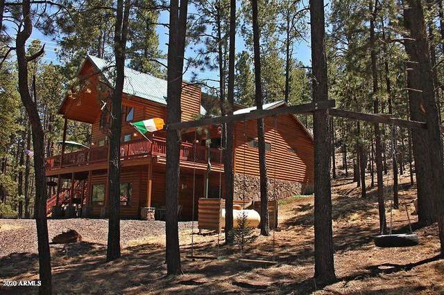 1 Acr 1039, Greer, AZ 85927 (MLS #5773408) :: Conway Real Estate