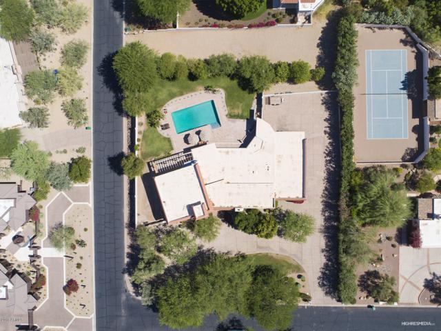 5226 E Paradise Canyon Road, Paradise Valley, AZ 85253 (MLS #5774691) :: The Garcia Group @ My Home Group