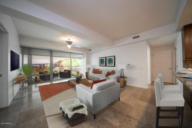 7151 E Rancho Vista Drive #2010, Scottsdale, AZ 85251 (MLS #5775145) :: Brett Tanner Home Selling Team