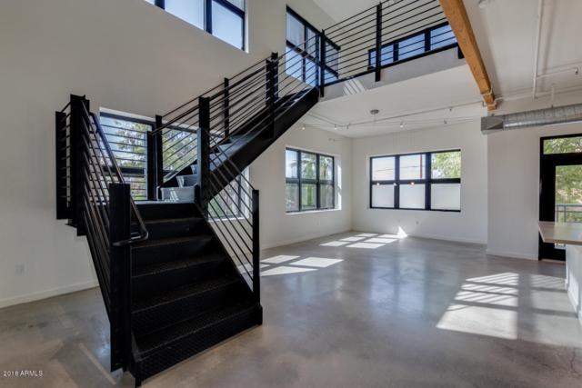 914 E Osborn Road #215, Phoenix, AZ 85014 (MLS #5775282) :: Brett Tanner Home Selling Team