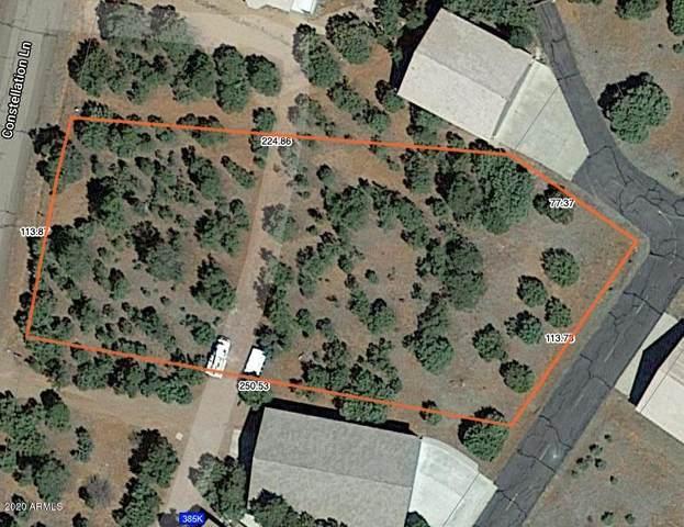 2795 Constellation Lane, Overgaard, AZ 85933 (MLS #5775841) :: Howe Realty