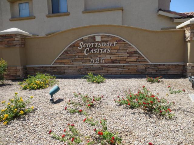 525 N Miller Road #173, Scottsdale, AZ 85257 (MLS #5776683) :: Essential Properties, Inc.