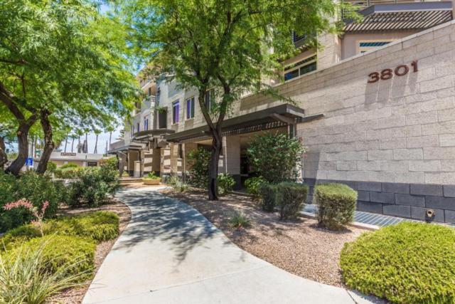 3801 N Goldwater Boulevard N #305, Scottsdale, AZ 85251 (MLS #5776987) :: Lux Home Group at  Keller Williams Realty Phoenix
