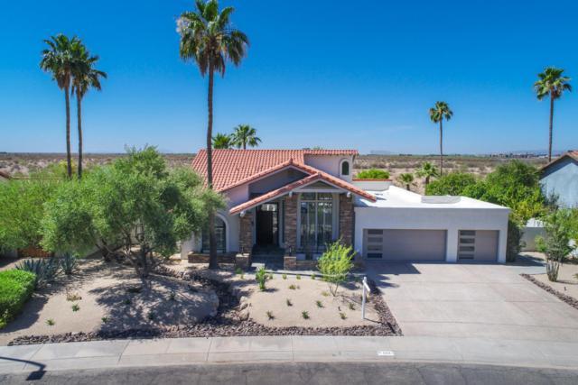 9881 E Doubletree Ranch Road, Scottsdale, AZ 85258 (MLS #5777267) :: Santizo Realty Group