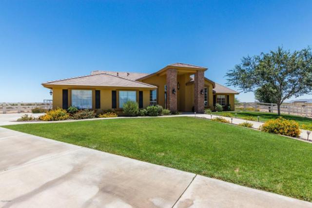 9231 W Desert Mountain Drive, Casa Grande, AZ 85194 (MLS #5777688) :: The Jesse Herfel Real Estate Group