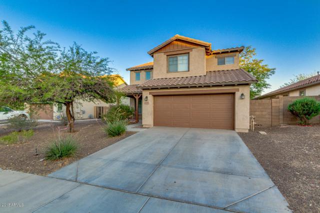 12703 W Milton Drive, Peoria, AZ 85383 (MLS #5777994) :: My Home Group
