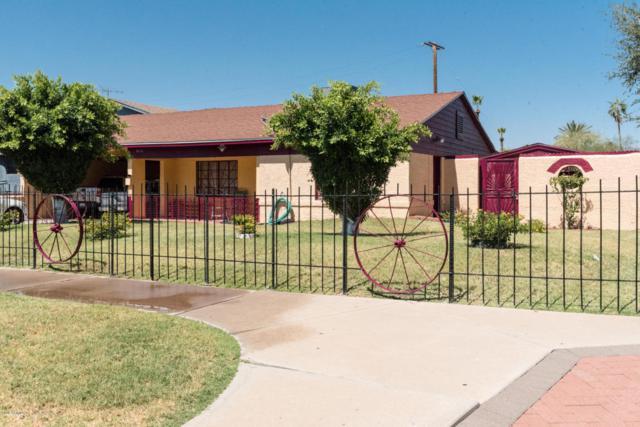 2816 N Dayton Street, Phoenix, AZ 85006 (MLS #5778317) :: The Everest Team at My Home Group